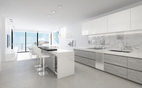 Kitchen - VODA Residences